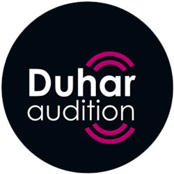 Logo Duhar Audition